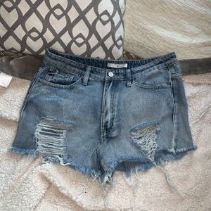 Brand new w/o tags KanCan shorts. Size 9.